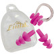 B31522-2 Набор для плавания, беруши, зажим для носа (розовый)