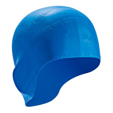 B31514-1 Шапочка для плавания силиконовая (Синий)