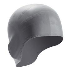 B31514-9 Шапочка для плавания силиконовая (Серебро)