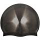 B31518-1 Шапочка для плавания силиконовая (Черная)