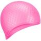 B31519-2 Шапочка для плавания силиконовая Bubble Cap (Розовый)