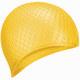 B31519-5 Шапочка для плавания силиконовая Bubble Cap (Желтый)