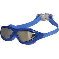 B31537-1 Очки для плавания взрослые полу-маска (Синий), 10018071, Очки для плавания