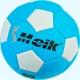 """E29212-1 Мяч футбольный """"Meik"""" детский №2 (синий), PU 2,.7мм, 160 гр"""