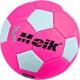 """E29212-2 Мяч футбольный """"Meik"""" детский №2 (розовый), PU 2,.7мм, 160 гр"""