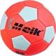 """E29212-3 Мяч футбольный """"Meik"""" детский №2 (оранжевый), PU 2,.7мм, 160 гр"""