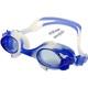 B31570 Очки для плавания детские (синий-белый)