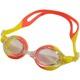 B31571 Очки для плавания детские (желто-розовые)