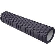 E29390 Ролик для йоги (черный) 61х13,5см ЭВА/АБС, 10018511, РОЛИКИ ДЛЯ ЙОГИ