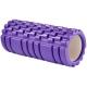 E29389 Ролик для йоги (фиолетовый) 33х14см ЭВА/АБС