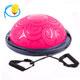 E29285 Полусфера BOSU Classic V3 гимнастическая, 58см., (розовая) в комплекте с ножным насосом