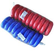 F04592 Эспандер ручной массажный кольцо d-6.5 см. (синий) (1-штука), 10018595, Эспандеры Кистевые