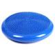 MSG100-2 Полусфера массажная овальная надувная (синяя) (ПВХ) d-33см