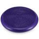 MSG100-4 Полусфера массажная овальная надувная (фиолетовая) (ПВХ) d-33см
