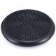 MSG100-6 Полусфера массажная овальная надувная (черная) (ПВХ) d-33см