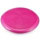 MSG100-7 Полусфера массажная овальная надувная (розовая) (ПВХ) d-33см