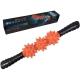 MSG-100 Ролик палка гимнастическая массажная мягкая (оранжевый) (B31640)