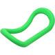 PR102 Кольцо эспандер для пилатеса Мягкое (зеленое) (B31672)
