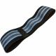 RHB200-L Эспандер лента для пилатеса растяжки размер L (черный)