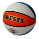 B32224 Мяч баскетбольный №7, (с принтом)