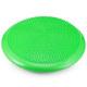 MSG100-5 Полусфера массажная овальная надувная (зеленая) (ПВХ) d-33см
