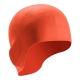 B31514-5 Шапочка для плавания силиконовая (Оранжевый)