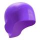 B31514-7 Шапочка для плавания силиконовая (Фиолетовый)