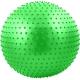 FBM-75-3 Мяч гимнастический Anti-Burst массажный 75 см (зеленый)