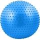 FBM-75-5 Мяч гимнастический Anti-Burst массажный 75 см (синий)