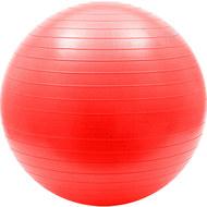 FBA-55-2 Мяч гимнастический Anti-Burst 55 см (красный) , 10018800, МЯЧИ ГИМНАСТИЧЕСКИЕ