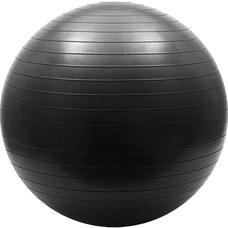 FBA-55-8 Мяч гимнастический Anti-Burst 55 см (черный)
