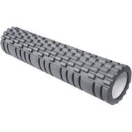 E29390 Ролик для йоги (серый) 61х13,5см ЭВА/АБС, 10018989, РОЛИКИ ДЛЯ ЙОГИ