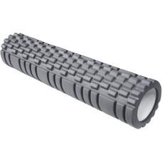E29390 Ролик для йоги (серый) 61х13,5см ЭВА/АБС