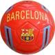 """R18042-4 Мяч футбольный """"Barcelona"""", клубный, 3-слоя  PVC 1.6, 300 гр, машинная сшивка"""