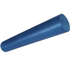 B33086-1 Ролик для йоги полумягкий Профи 90x15cm (синий) (ЭВА)