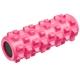 B33090 Ролик для йоги полнотелый (розовый) 33х12см., ЭВА/ПВХ/АБС