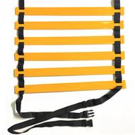 Лестница координационная 8 метров (желтая) в чехле , 10019256, Координация