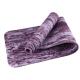 TPEM6-102 Коврик для йоги ТПЕ 183х61х0,6 см (фиолетовый гранит) (B34521)
