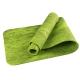 TPEM6-103 Коврик для йоги ТПЕ 183х61х0,6 см (зеленый гранит) (B34522)