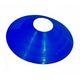 Конус фишка разметочный KRF-5 размер h-5см (синий), пластиковый