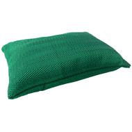 Мешочек для метания MV-150 с резиновой крошкой (зеленый) 150 грамм, 10019514, Груши, мешки, макивары, наборы