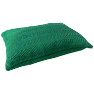 Мешочек для метания MV-150 с резиновой крошкой (зеленый) 150 грамм, 10019514, 04.БОКС И ЕДИНОБОРСТВА