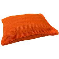 Мешочек для метания MV-200 с резиновой крошкой (оранжевый) 200 грамм, 10019515, Груши, мешки, макивары, наборы