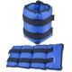 AW100-4 Утяжелители 4 кг (2х2,0кг) (нейлон) (синий) (D34461)