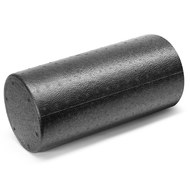 D34360 Ролик для йоги ЭПП литой 30x15cm (черный) (56-001), 10019682, ЙОГА РОЛИКИ