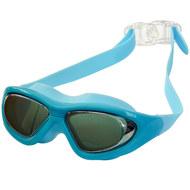 B31537-2 Очки для плавания взрослые полу-маска (Голубой), 10019755, 12.ПЛАВАНИЕ