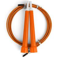 D34485-4 Скакалка скоростная 3,0 м. трос металл в ПВХ (оранжевая), 10019792, СКАКАЛКИ