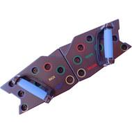 ABZ-400 Платформа для отжиманий (сборная, соединение замком) (E32559), 10019799, 07.ФИТНЕС