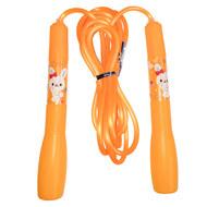 E32649-3 Скакалка ПВХ 2,5 м. (оранжевая) , 10019828, 00.Новые поступления