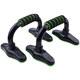 D34489 Упоры для отжимания с неопреновыми ручками металл (зеленые) (56-923)